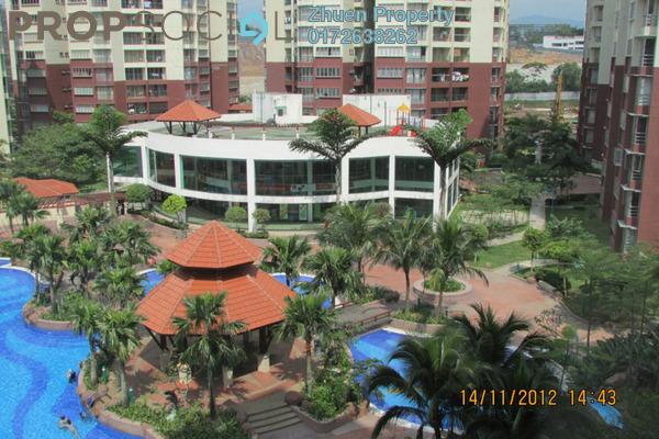 For Rent Condominium at Villa Wangsamas, Wangsa Maju Freehold Fully Furnished 3R/2B 2.3k