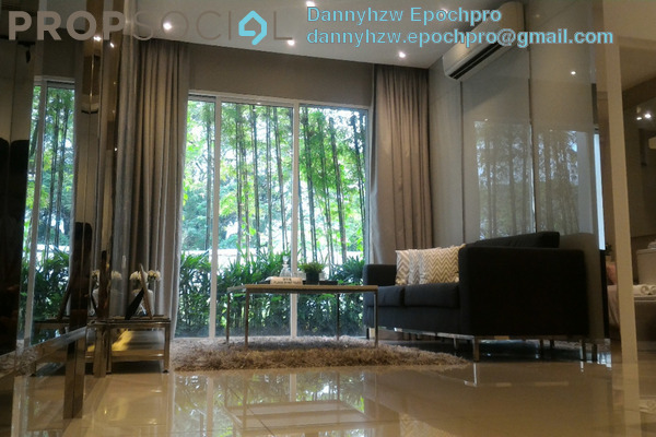 For Sale Condominium at Sentul Point, Sentul Leasehold Unfurnished 3R/2B 490k