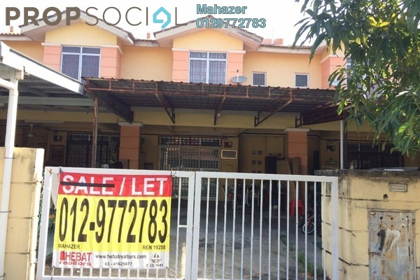 For Rent Terrace at Taman Desa Mas, Rawang Leasehold Unfurnished 3R/3B 900translationmissing:en.pricing.unit