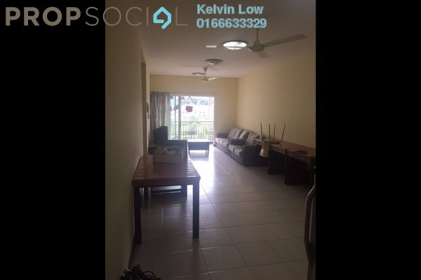 For Rent Condominium at Cova Villa, Kota Damansara Leasehold Fully Furnished 3R/2B 2k