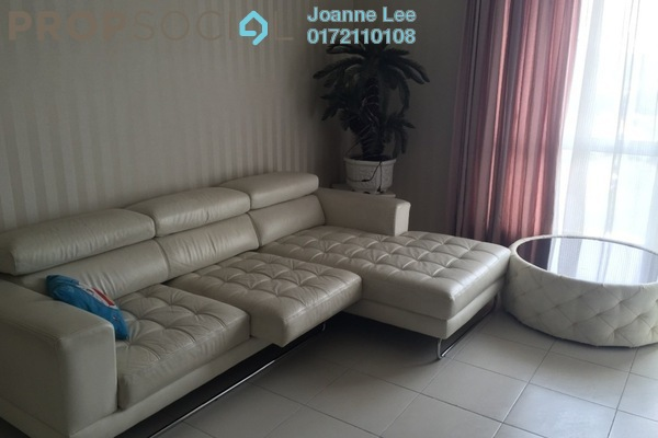 For Rent Condominium at Casa Indah 2, Tropicana Leasehold Fully Furnished 2R/2B 2.1k