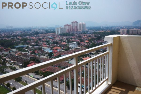 For Sale Condominium at Platinum Lake PV12, Setapak Leasehold Unfurnished 3R/2B 545k