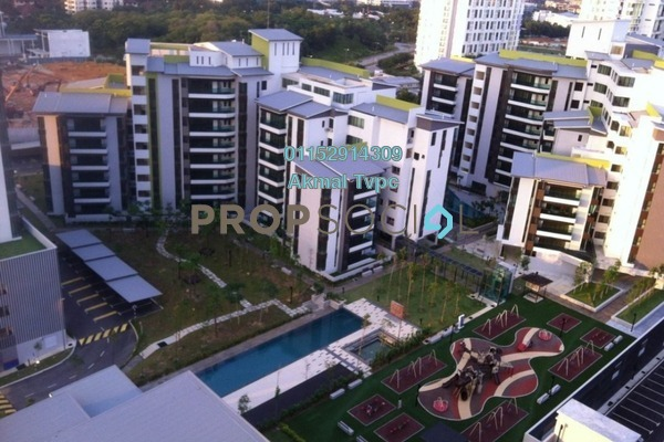 For Sale Condominium at Serin Residency, Cyberjaya Freehold Semi Furnished 3R/2B 480k
