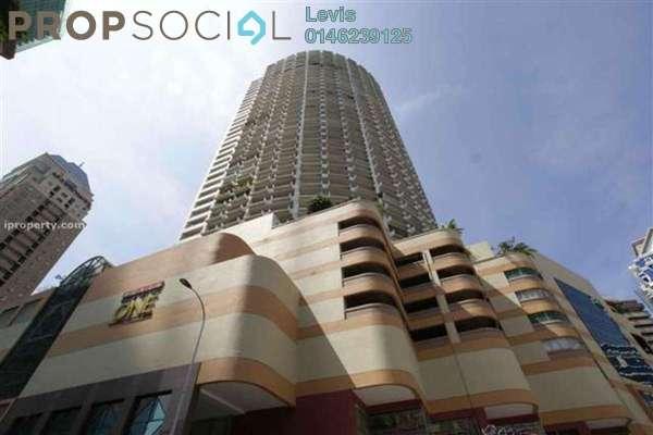 For Rent Condominium at Menara City One, Dang Wangi Freehold Fully Furnished 3R/2B 2.5k