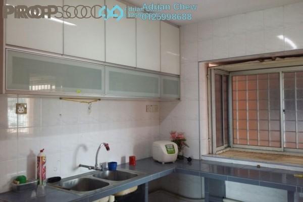 For Sale Condominium at Taman Pekaka, Sungai Dua Freehold Semi Furnished 3R/2B 450k