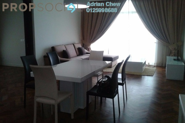 For Sale Condominium at Quayside, Seri Tanjung Pinang Freehold Fully Furnished 2R/2B 1.65m