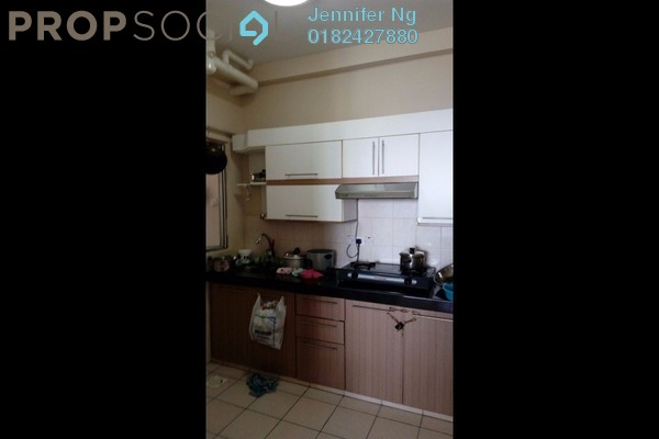 For Sale Apartment at Casa Subang, UEP Subang Jaya Freehold Fully Furnished 4R/2B 385k