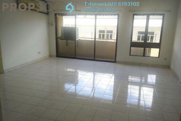 For Rent Condominium at Palm Spring, Kota Damansara Leasehold Semi Furnished 2R/2B 1.3k