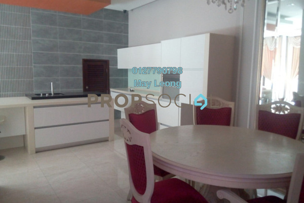 For Sale Semi-Detached at Sierra Seputeh, Seputeh Freehold Semi Furnished 4R/5B 3.5m