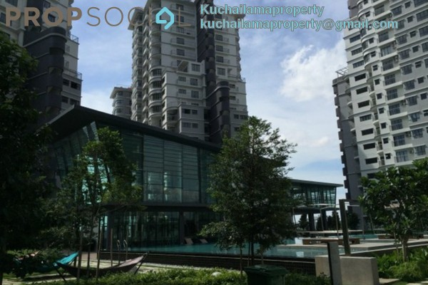 For Sale Serviced Residence at Maisson, Ara Damansara Freehold Fully Furnished 0R/1B 415k