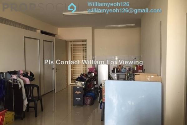 For Sale Condominium at Platinum Lake PV10, Setapak Leasehold Unfurnished 4R/2B 540k