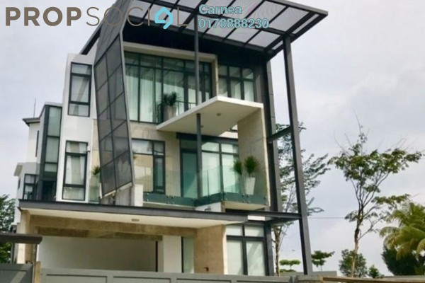 For Rent Bungalow at The Ridgewood, Desa ParkCity Freehold Fully Furnished 4R/8B 25k
