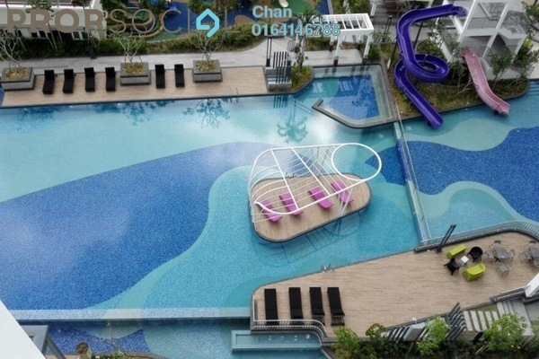 For Sale Condominium at Imperial Residences, Sungai Ara Freehold Unfurnished 3R/2B 610k