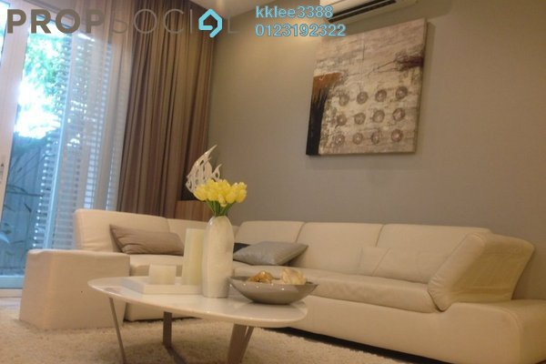 For Rent Condominium at Residency V, Old Klang Road Freehold Semi Furnished 2R/1B 1.68k