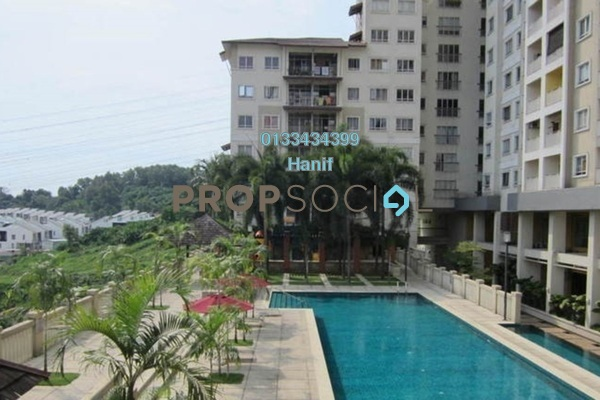 For Sale Condominium at Perdana View, Damansara Perdana Leasehold Fully Furnished 3R/2B 580k
