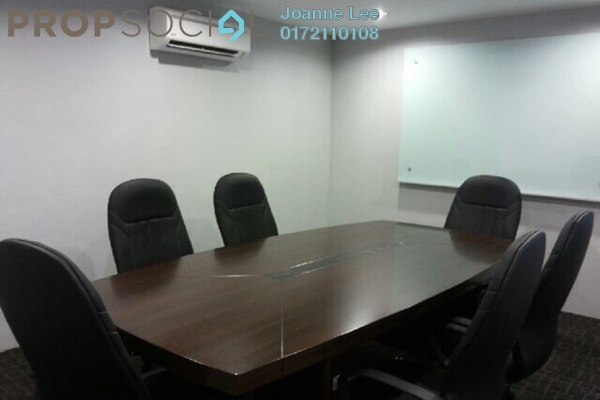 For Rent Office at Taman Usahawan, Kepong Leasehold Fully Furnished 0R/2B 2.43k