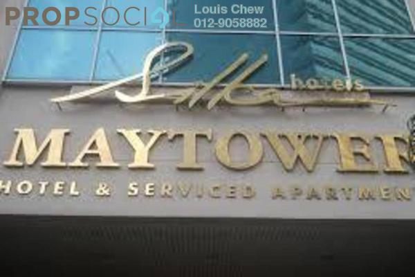 For Sale Condominium at Maytower, Dang Wangi Freehold Fully Furnished 1R/1B 330k