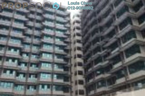 For Sale Condominium at Centrestage, Petaling Jaya Leasehold Fully Furnished 2R/2B 410k