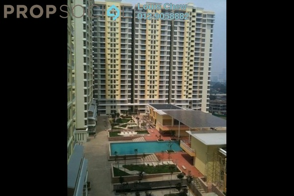 For Sale Condominium at Platinum Lake PV13, Setapak Leasehold Fully Furnished 4R/2B 500k