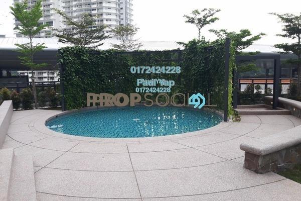 For Rent Condominium at TTDI Ascencia, TTDI Freehold Semi Furnished 1R/1B 2.5k