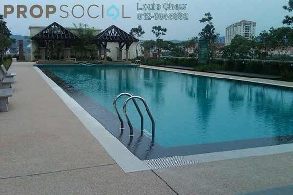 For Sale Condominium at Ampang Putra Residency, Ampang Leasehold Semi Furnished 3R/2B 640k