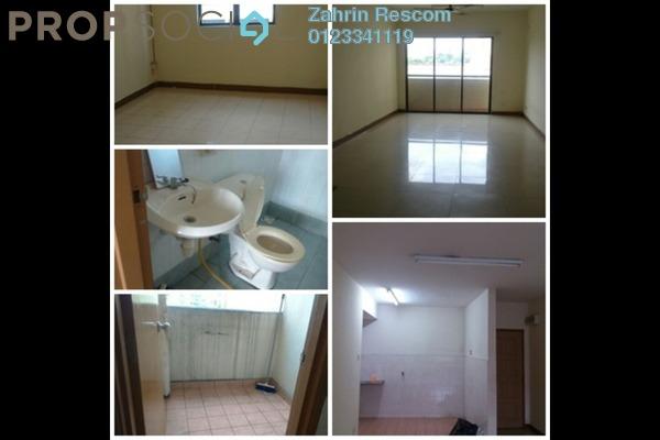 For Sale Condominium at Bayu Tasik 2, Bandar Sri Permaisuri Leasehold Unfurnished 3R/2B 450k
