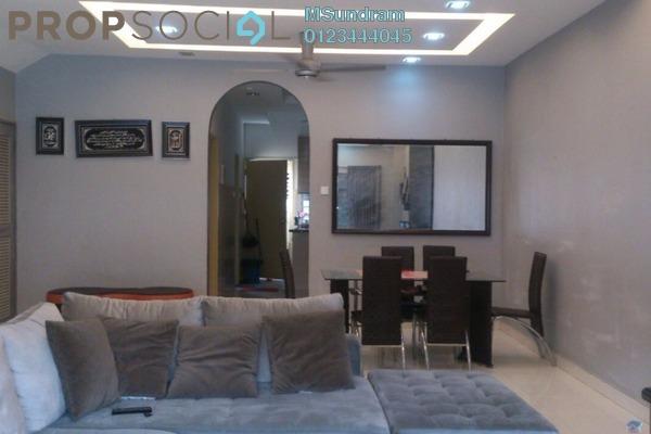For Sale Terrace at Bandar Puteri Klang, Klang Freehold Fully Furnished 4R/4B 638k