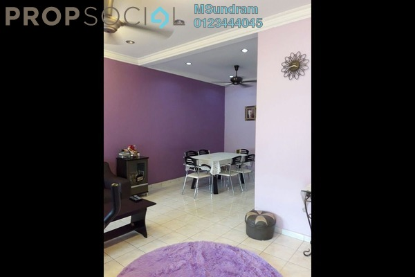 For Sale Terrace at Bandar Puteri Klang, Klang Freehold Semi Furnished 4R/3B 508k