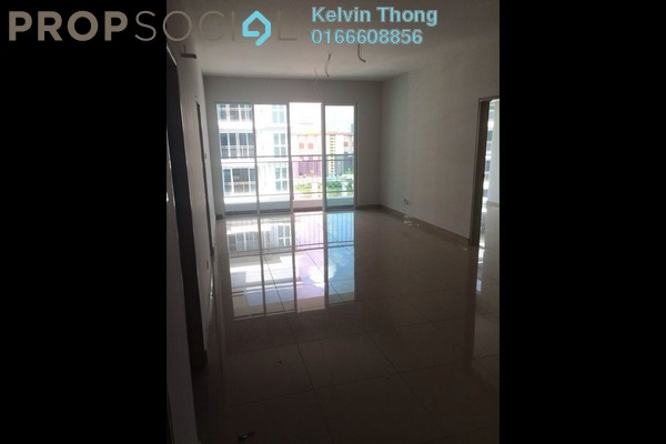 For Sale Condominium at Pacific Place, Ara Damansara Leasehold Semi Furnished 3R/2B 648k