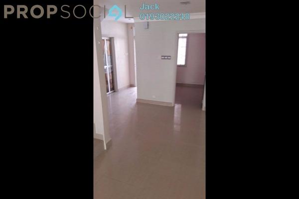 For Sale Condominium at Platinum Lake PV10, Setapak Leasehold Semi Furnished 3R/2B 520k