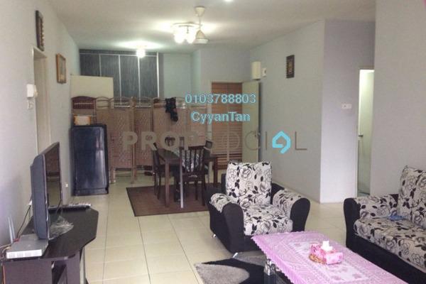For Sale Condominium at Platinum Lake PV12, Setapak Leasehold Fully Furnished 3R/2B 490k