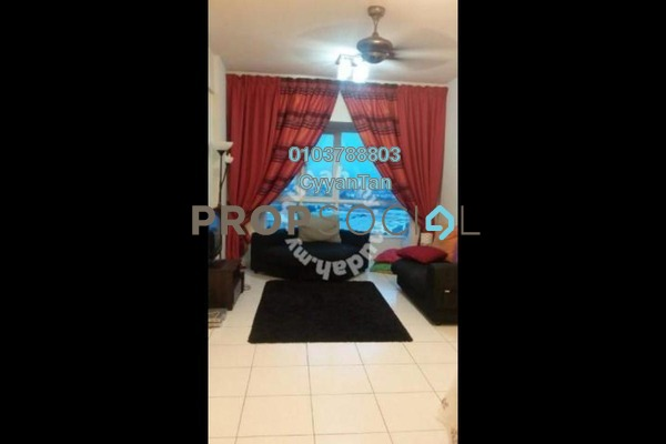 For Sale Condominium at First Residence, Kepong Leasehold Fully Furnished 3R/2B 580k