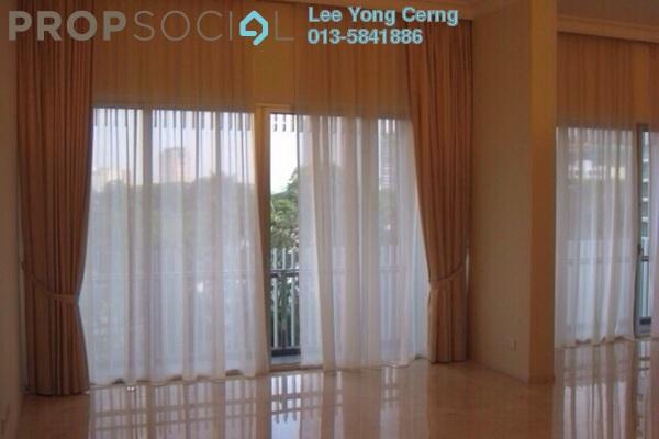 For Rent Condominium at Dua Residency, KLCC Freehold Semi Furnished 5R/5B 7.5k