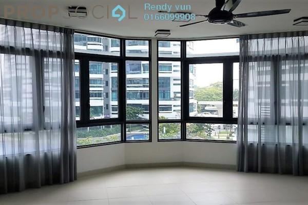 For Sale Condominium at AraGreens Residences, Ara Damansara Freehold Semi Furnished 4R/4B 1.7m
