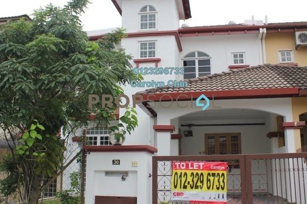 For Rent Terrace at USJ 9, UEP Subang Jaya Freehold Semi Furnished 3R/3B 1.6k