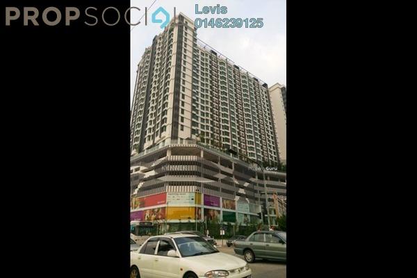 For Rent Condominium at Pearl Suria, Old Klang Road Leasehold Semi Furnished 3R/2B 2k