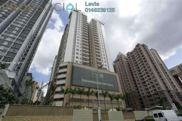 For Rent Condominium at Ceriaan Kiara, Mont Kiara Freehold Fully Furnished 4R/4B 5k