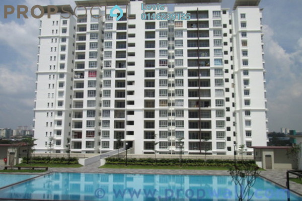 For Rent Condominium at 1120 Park Avenue, PJ South Leasehold Semi Furnished 4R/2B 2k