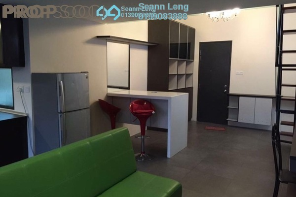 For Rent Condominium at Empire Damansara, Damansara Perdana Leasehold Fully Furnished 1R/2B 1.85k