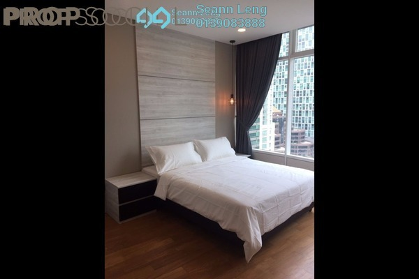For Rent Condominium at Vortex Suites & Residences, KLCC Freehold Fully Furnished 2R/2B 3.5k