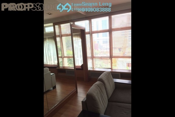 For Rent Serviced Residence at Parkview, KLCC Freehold Fully Furnished 1R/1B 2.1k