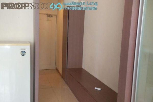 For Rent Condominium at Parkview, KLCC Freehold Fully Furnished 1R/1B 2k