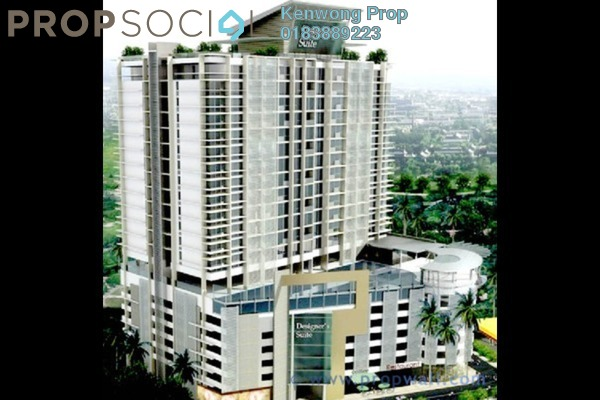 For Rent Condominium at Pertama Residency, Cheras Leasehold Fully Furnished 0R/1B 1.9k