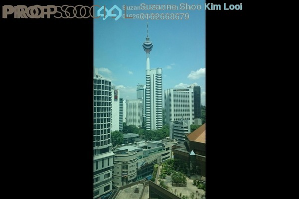 For Sale Serviced Residence at Soho Suites, KLCC Freehold Fully Furnished 2R/2B 1.18m