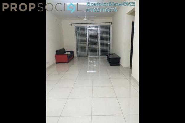 For Sale Condominium at Platinum Hill PV2, Setapak Freehold Unfurnished 3R/2B 580k