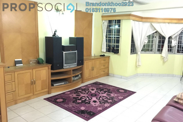 For Sale Condominium at Heritage, Setapak Leasehold Unfurnished 3R/2B 400k