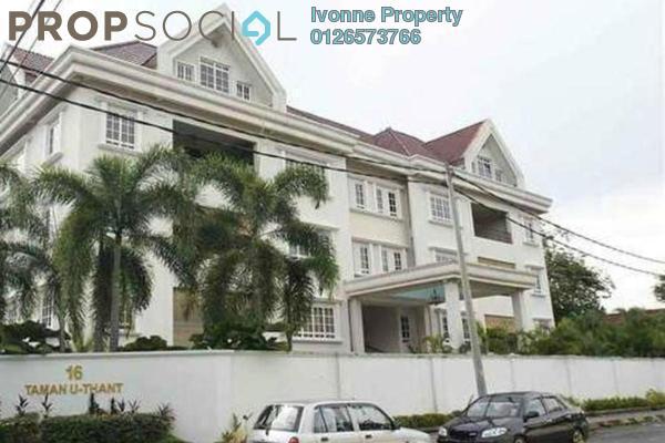 For Sale Condominium at 16 Taman U-Thant, Ampang Hilir Freehold Semi Furnished 5R/5B 5.78m