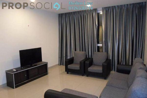 For Rent Serviced Residence at The Loft @ ZetaPark, Setapak Leasehold Fully Furnished 3R/3B 3k