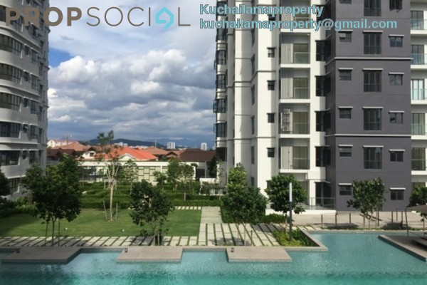 For Sale Serviced Residence at Maisson, Ara Damansara Freehold Fully Furnished 0R/1B 400k