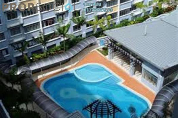 For Rent Apartment at Taman Bukit Pelangi, Subang Jaya Leasehold Unfurnished 3R/2B 1.2k